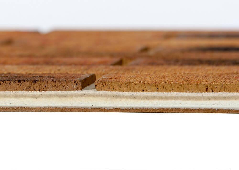 Фасадная клинкерная панель без утеплителя на сверхтонкой основе 5 мм, Feldhaus Klinker, R286NF9