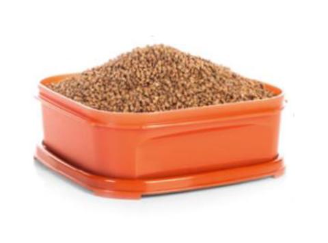 Контейнер Компакт (1,1 л) в коричневом цвете