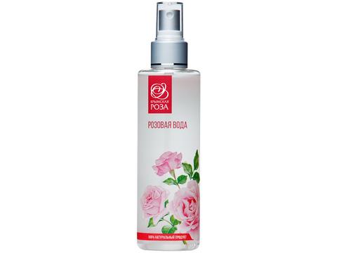 Розовая вода / Крымская роза