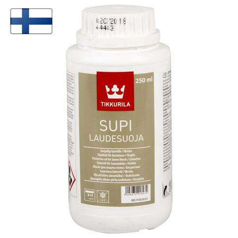 Защитный состав для дерева Tikkurila Supi Laudesuoja 0,25l.