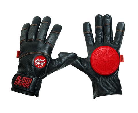 Перчатки для слайдов Blood Orange Slide Gloves Leather