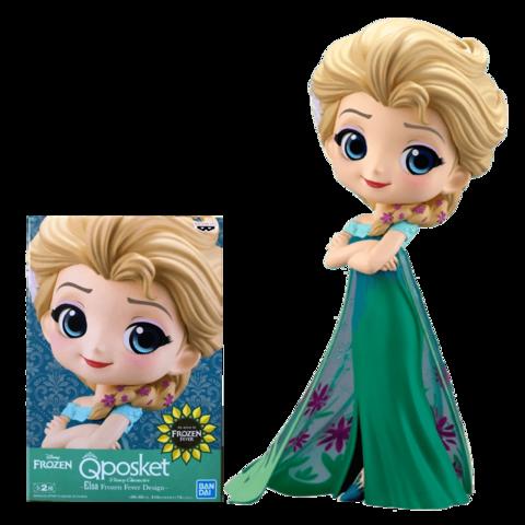 Фигурка Q Posket Frozen – Elsa (Ver.A) || Эльза