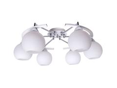 INL-9323C-06 White & Chrome