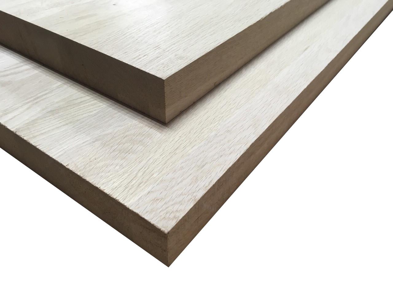 Мебельные щиты из дуба ( широкая ламель ) Цельноламельные