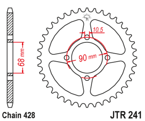 JTR241