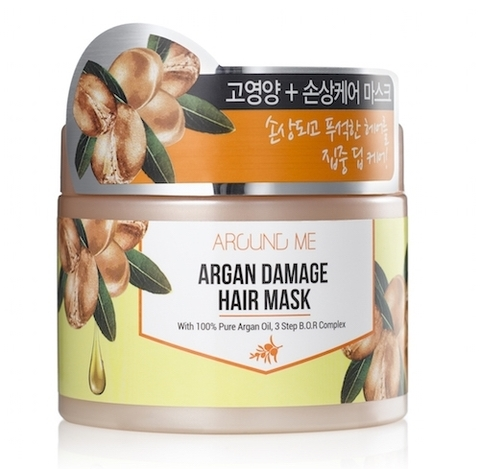 WELCOS Around me Argan Damage Hair Mask Маска для волос  300гр