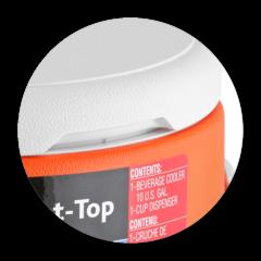 Купить Термоконтейнер Igloo 10 GAL напрямую от производителя недорого.
