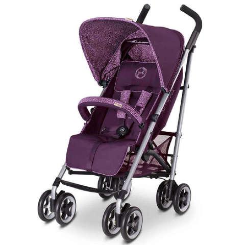 Прогулочная коляска Cybex Topaz Princess Pink