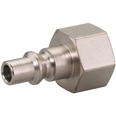 Ниппель вставной для соединительной розетки STNP-FE-NW7,6-EURO-G1/4i (DGKE033232)