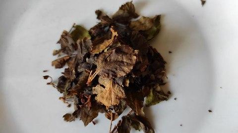 Листья вишни ферментированные суздальские