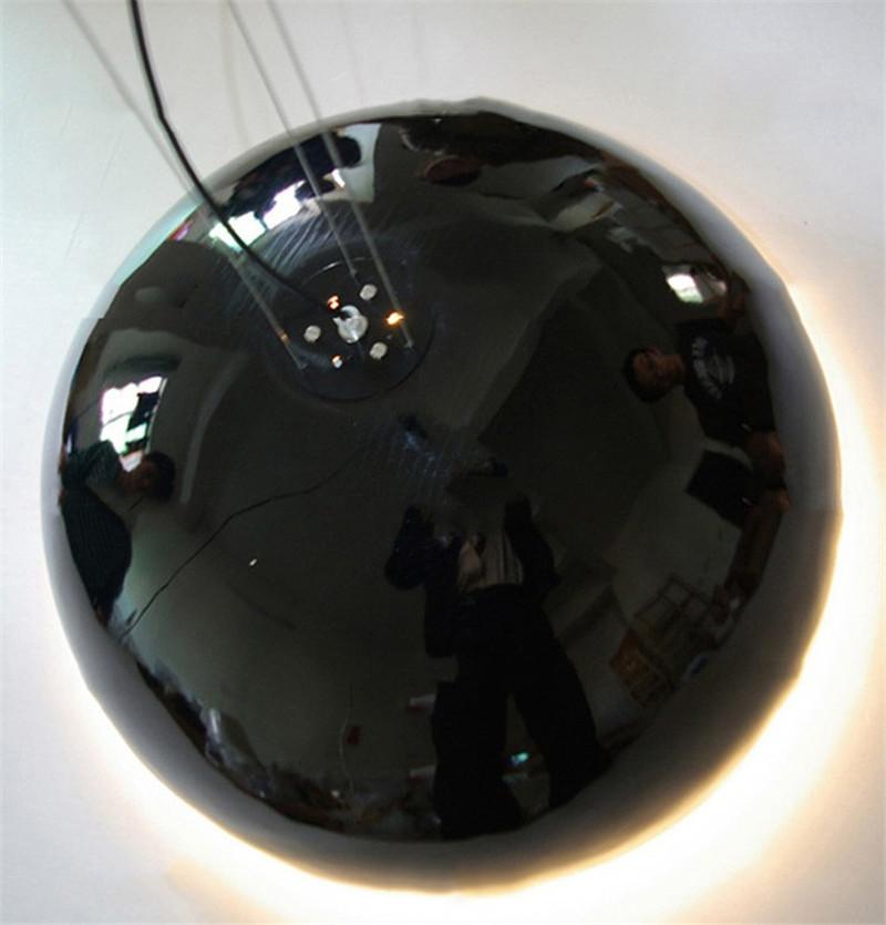 Подвесной светильник копия Skygarden by Flos D42 (черный)