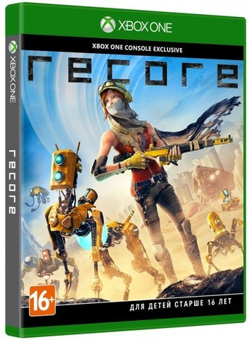 RECORE (Xbox One/Series X, русская версия)