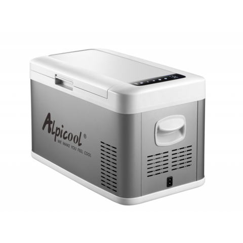 Компрессорный автохолодильник Alpicool MK25 (12V/24V/220V, 25л)