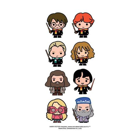 Стикеры Harry Potter(TM_) Chibi Stickers