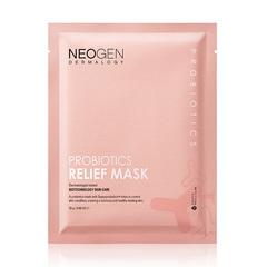 Маска NEOGEN Probiotics Relief Mask 5шт.