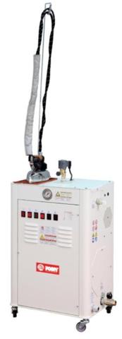 Профессиональный парогенератор GE-2