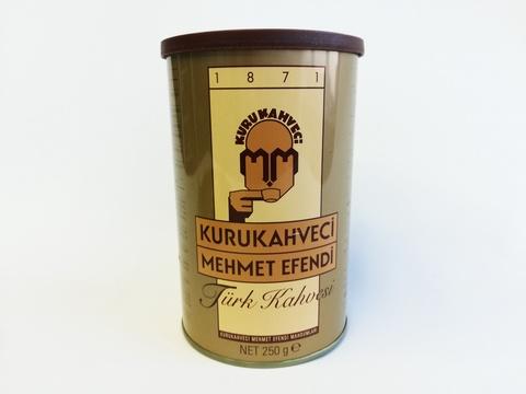 Турецкий кофе Mehmet Efendi (Мехмет Эфенди) 250 гр