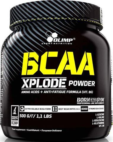 Аминокислоты Olimp BCAA Xplode Powder