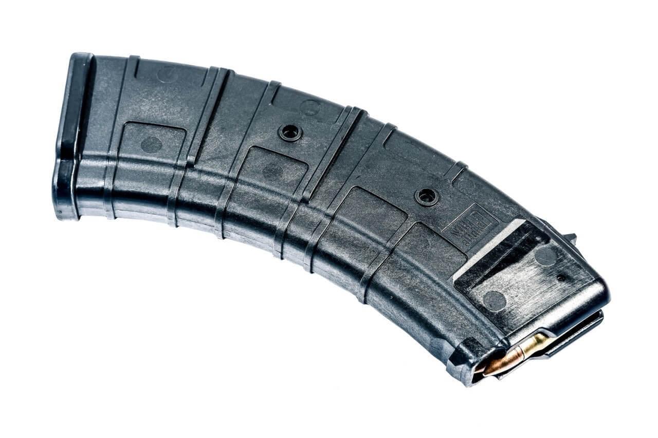 Купить Магазин для карабина Сайга-МК 7,62 на 30 патронов, PUFGUN