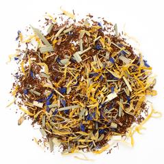 Лемонграс и ройбуш, чайный напиток на основе ройбоса 100гр