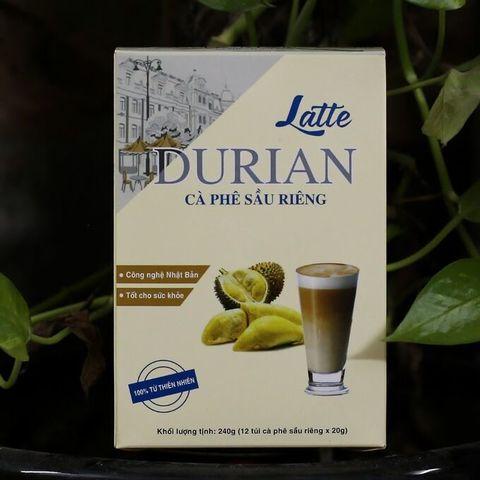 Кофе 3в1 со вкусом дуриана
