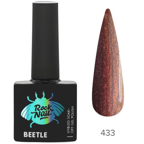 Гель-лак RockNail 433 Admiral Butterfly 10мл