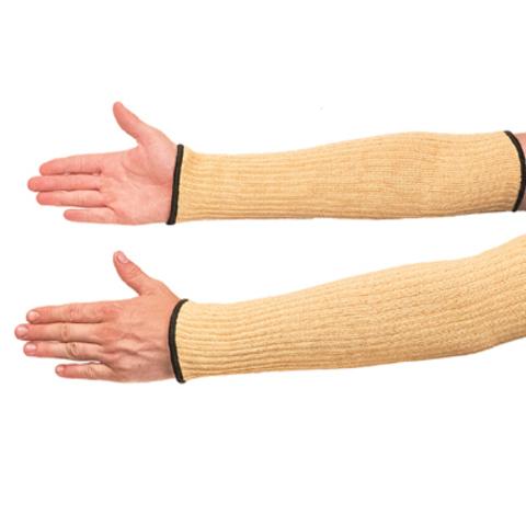 Рукав трикотажный из пара-арамидной нити «Кевлар» от порезов температура до 150 (КНДР)