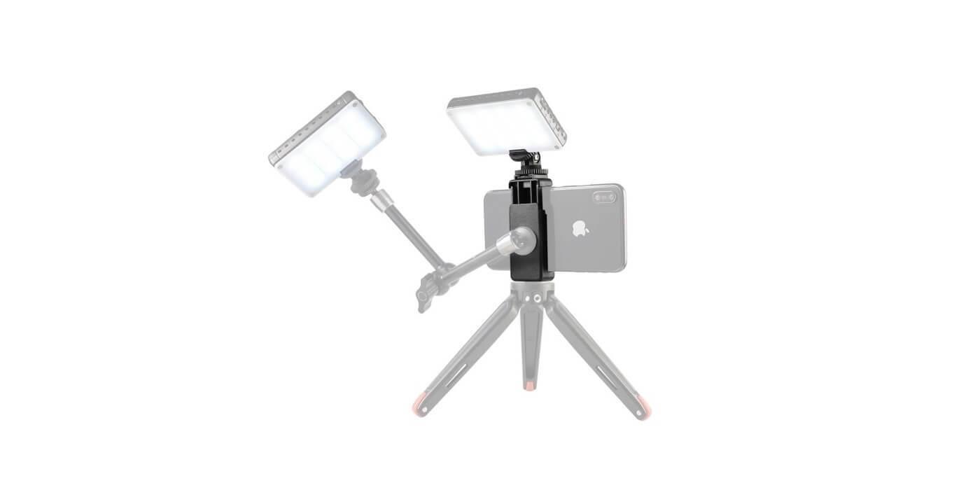 Универсальный держатель Pictar для смартфона с адаптером