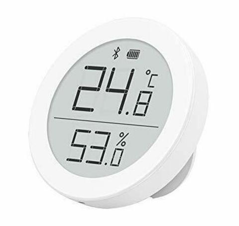 Метеостанция Xiaomi ClearGrass Bluetooth Thermometer, белый