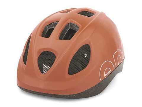 Картинка велошлем Bobike Helmet One chocolate brown - 1