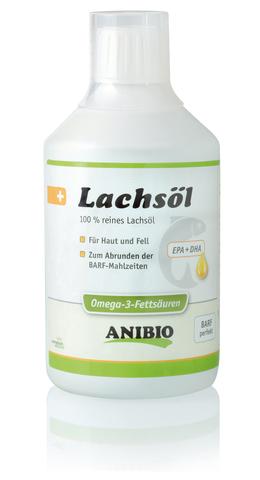 """""""Lachsöl"""" Масло лосося для ухода за кожей и шерстью"""""""