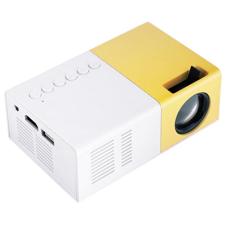 Домашний проектор LED Projector