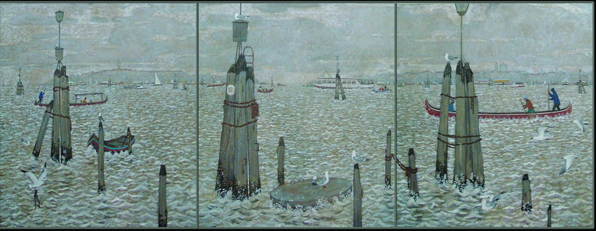 Высокая вода. Венеция