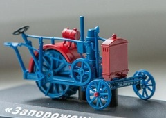Модель Трактор №69 Запорожец