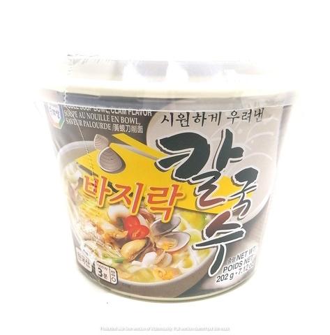 Удон со вкусом тунца Katsuo flavor udon, Корея, 221 гр.