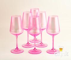 Набор из 6 бокалов для вина «Sandra», 350 мл, фото 4