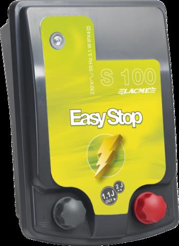 Генератор электропастуха EASYSTOP S100 - 60 км – 2.0-1,1 Дж