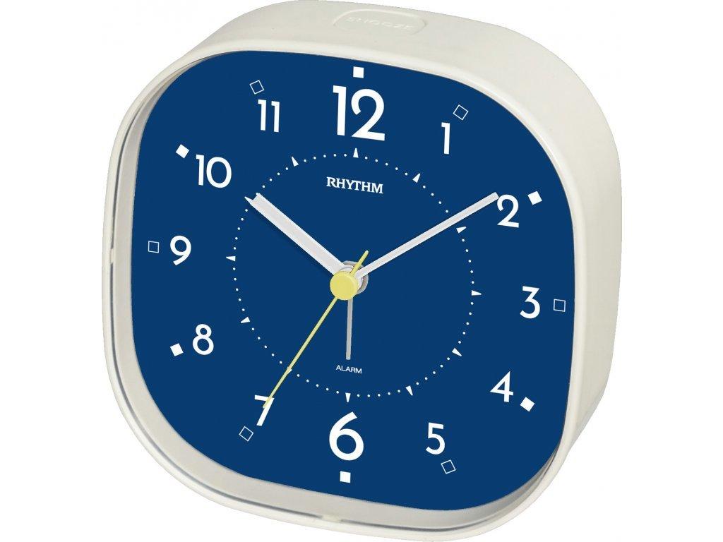 Настольные часы-будильник Rhythm 8RE672WR03
