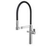 Смеситель для кухни с высоким поворотным изливом и фильтрацией питьевой воды KITCHEN OSMOSIS 388902 - фото №1