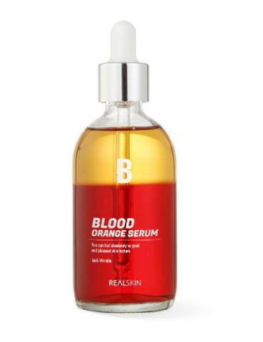 Сыворотка для лица АНТИВОЗРАСТНАЯ Blood Orange Serum, 100 мл  REALSKIN