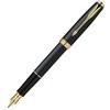 Parker Sonnet - Essential Matte Black GT, перьевая ручка, F