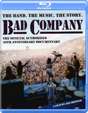 Bad Company / The Band, The Music, The Story (40th Anniversary Documentary)(Blu-ray)