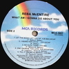 Reba McEntire / What Am I Gonna Do About You (LP)