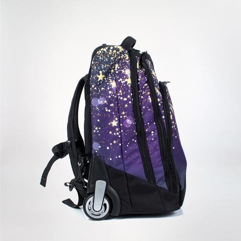 Сумка-рюкзак на колесиках «RUNA» 1000 Stars