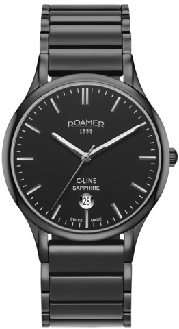 Часы мужские Roamer 658 833 44 55 61 C-line Gents