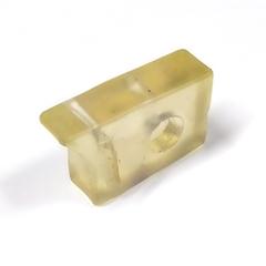Отбойник силиконовый для роликов душевых кабин и гидробоксов