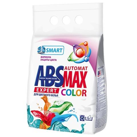 Стиральный порошок ABS Color automat 2,4 кг РОССИЯ