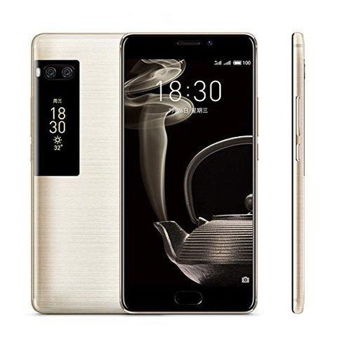 Смартфон Meizu Pro 7 Plus 64GB M793H Gold (Золотой) Euro