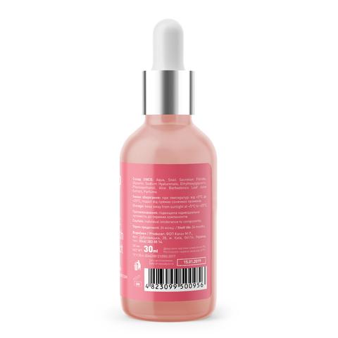 Сироватка для обличчя Hyaluronic Acid Gel With Snail Extract Joko Blend 30 мл (4)