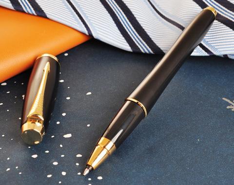 Ручка-роллер  Parker Urban T200, цвет: Muted Black GT123
